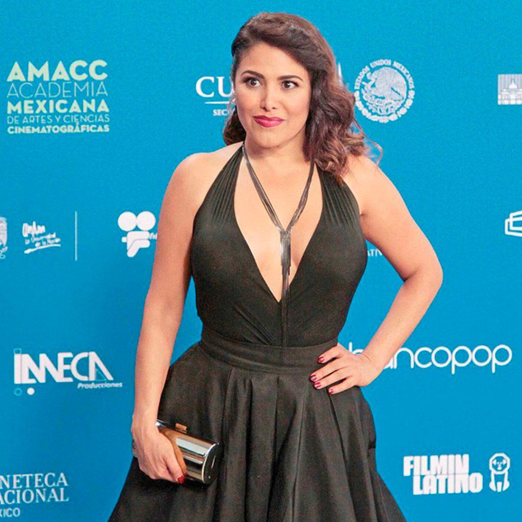 Vanessa Bauche Marka Talent Famosas se unen a la convocatoria un día sin mexicanas. marka talent